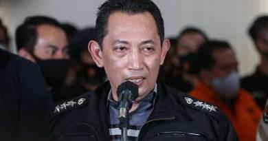 Kapolri Listyo Sigit Prabowo.