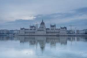 Hungarian Parliament - Budapest, Hungary