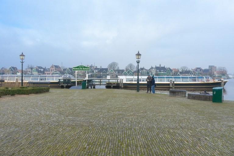 Zaanse Schans boats