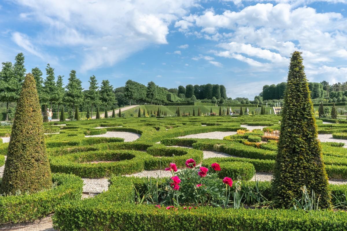 Frederiksborg Castle Gardens - Copenhagen