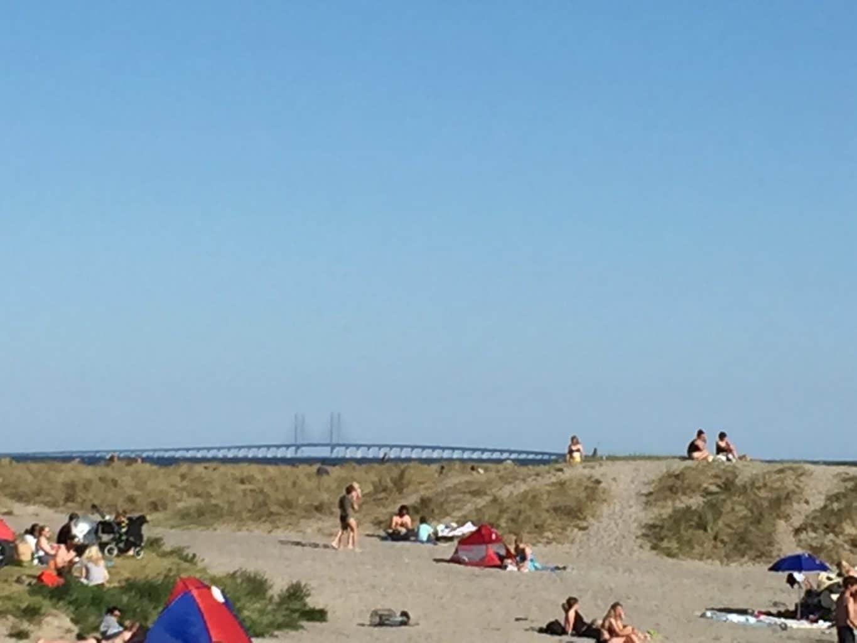 Amager Strandpark and beach - Copenhagen