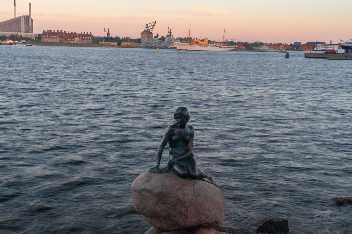 The Little Mermaid - Copenhagen