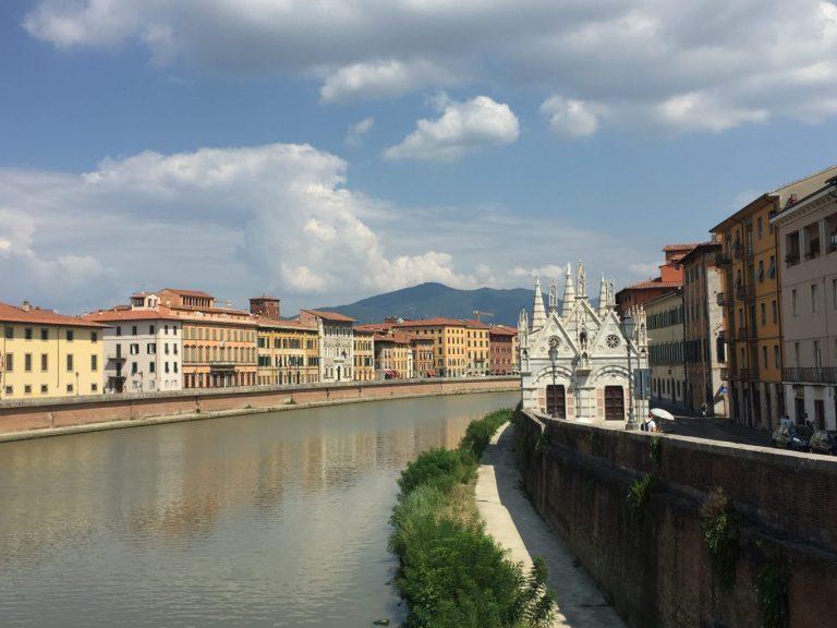 Pisa - Arno River