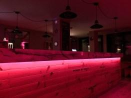Yeah Barcelona - bar pink