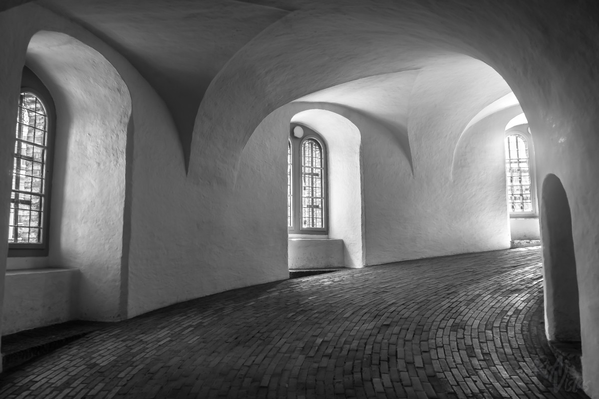 The Round Tower  - Copenhagen