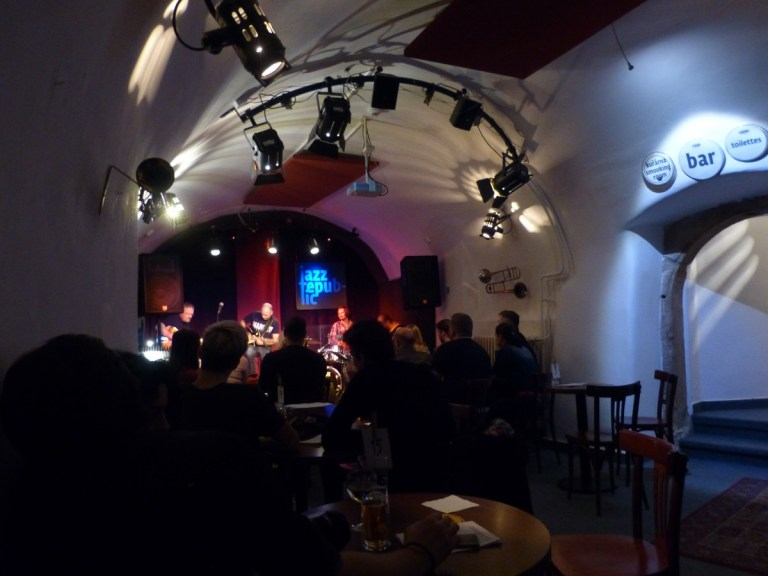 Jazz Republic Prague