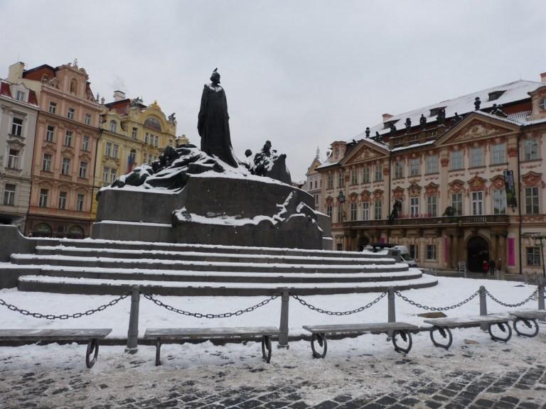 Old Town Square Prague 2017
