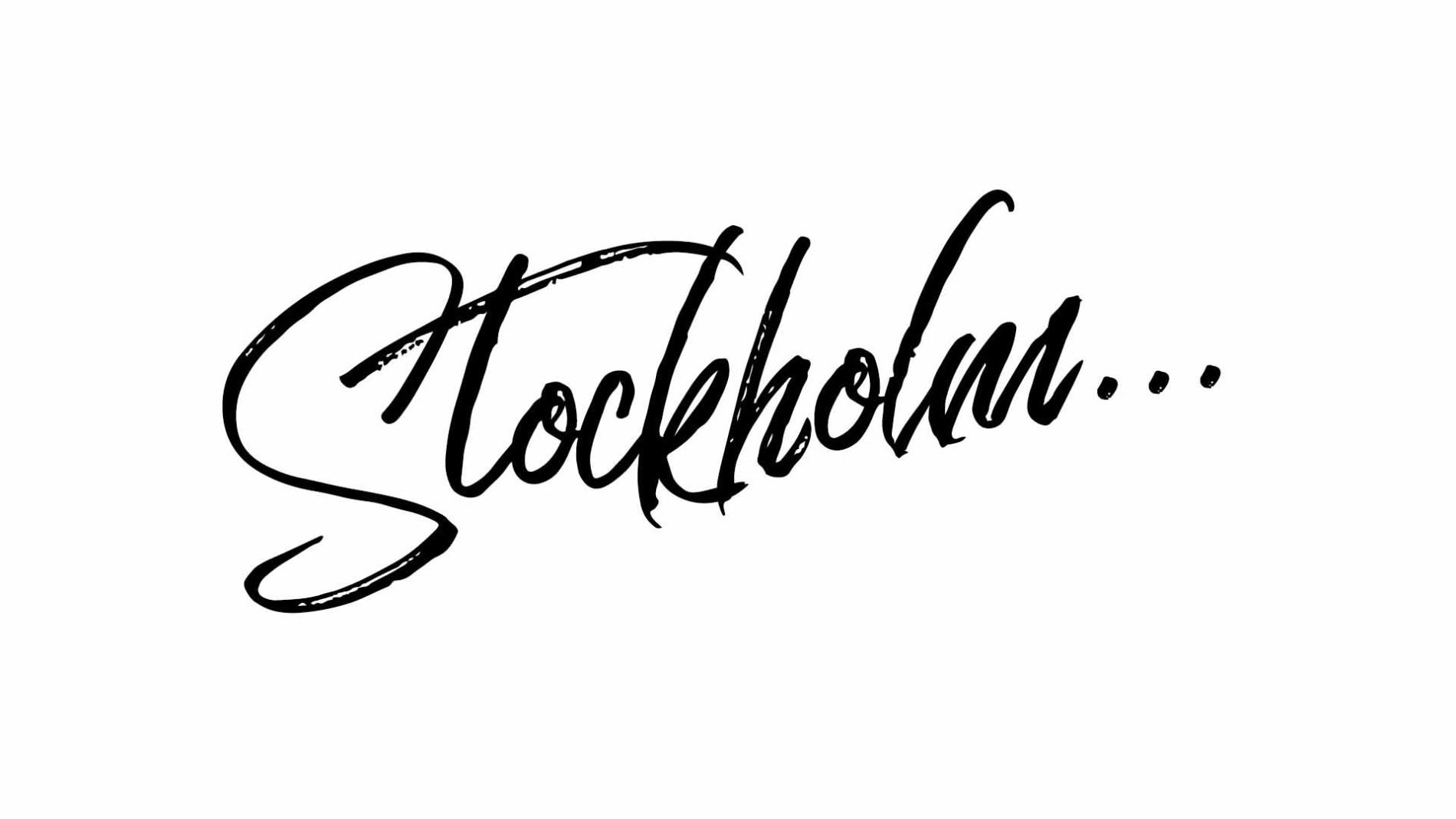 Stockholm title
