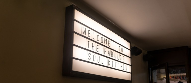 The Soul Kitchen - Florence