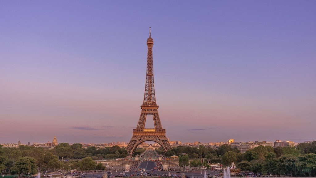 The Eiffel Tower - Paris, France_RiA Vistas