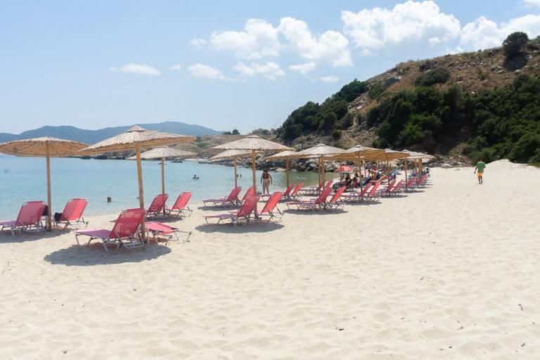 Achlada beach - Sithonia