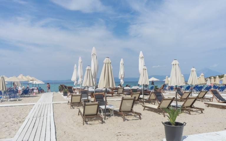 Platanitsi beach - Sithonia