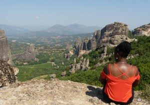 Holy Meteora view - RiA Vistas