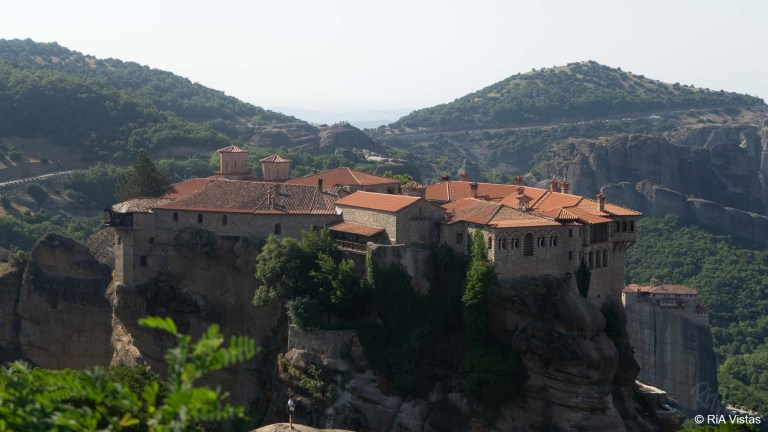 The Monastery of Varlaam Meteora_Kalabaka