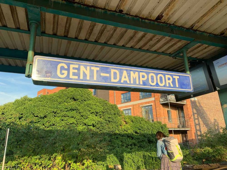 Gent Dampoort - Ghnet