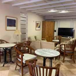 Lounge area - Hotel Voramar
