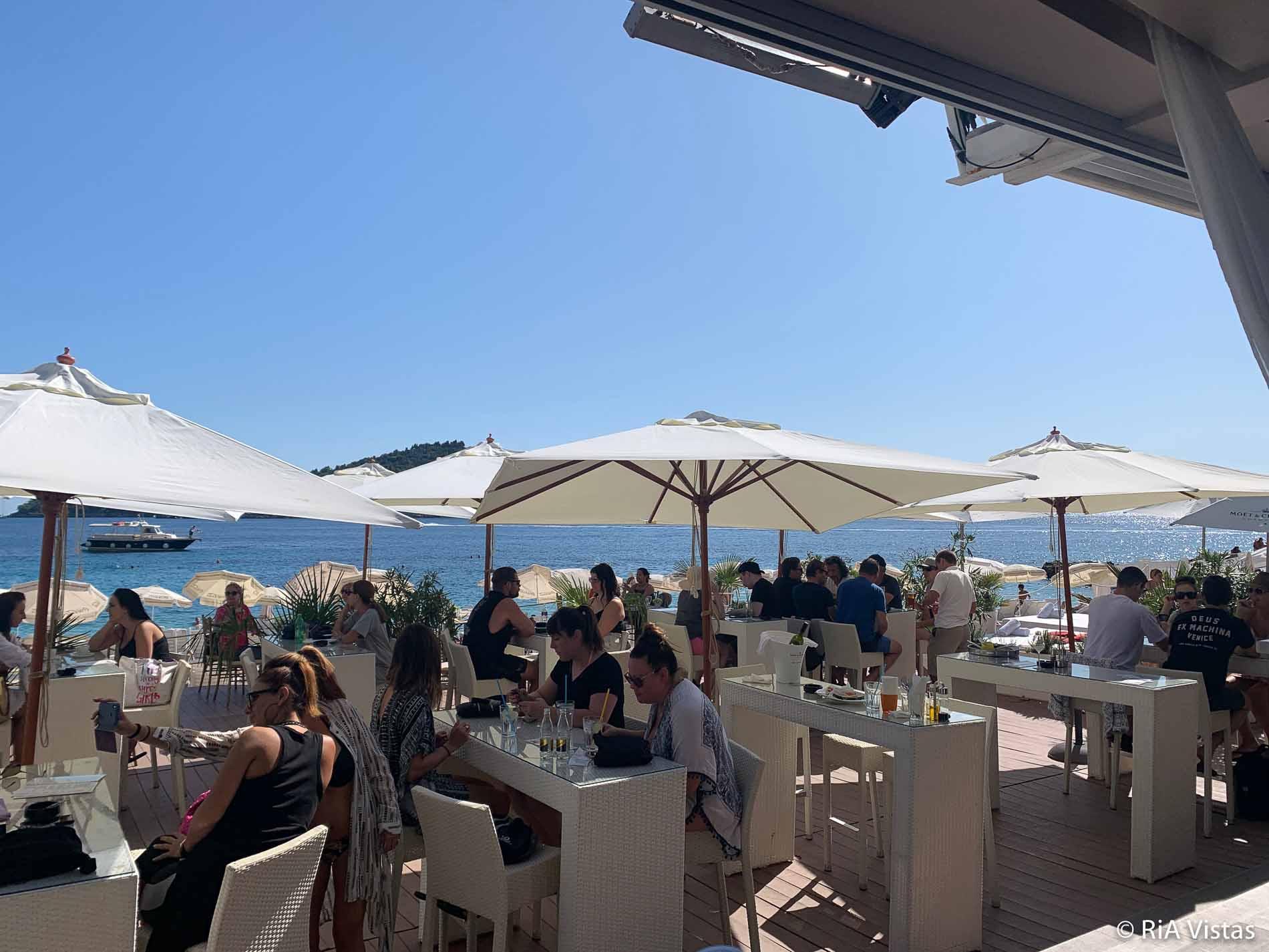 Banje Beach Restaurant and night club - Dubrovnik_RiA Vistas