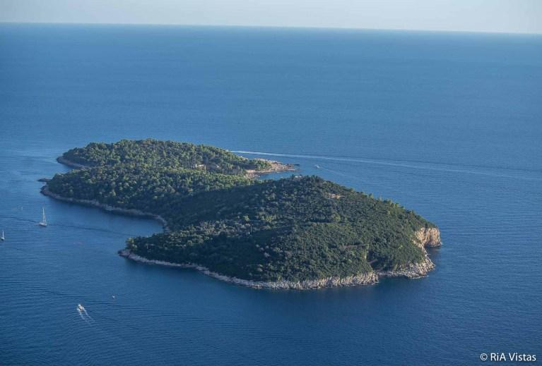 Lokrum Island - Dubrovnik