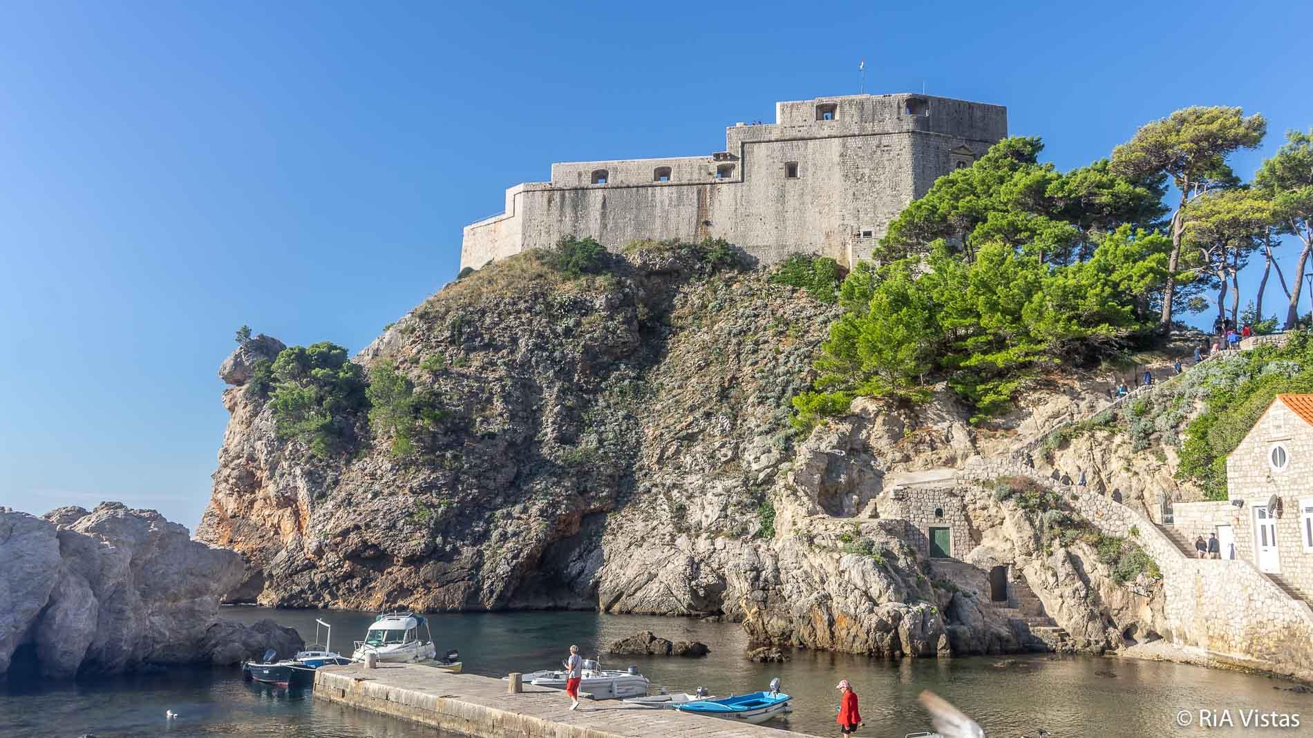Loverejenic Fort - Dubrovnik Old Town