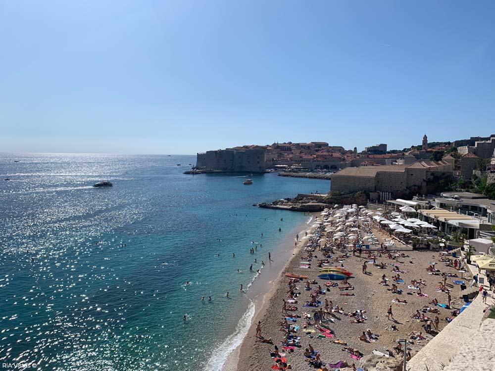 Banje Beach - Dubrovnik