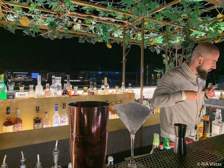 The bar at Sky Bar - RiA Vistas