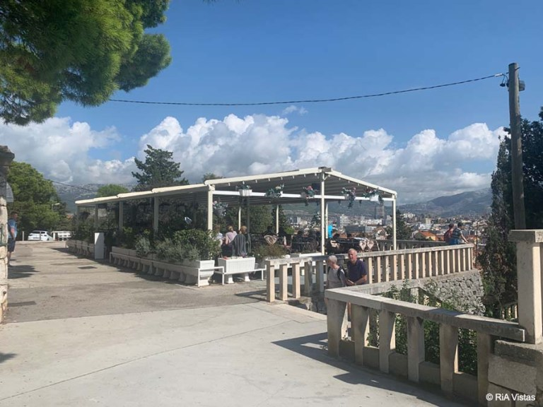 Marjan Hill - Vidilica restaurant_RiA Vistas