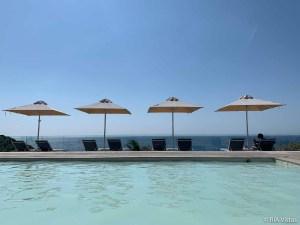 Pool view at Therma Spa Agia Paraskevi_RiA Vistas