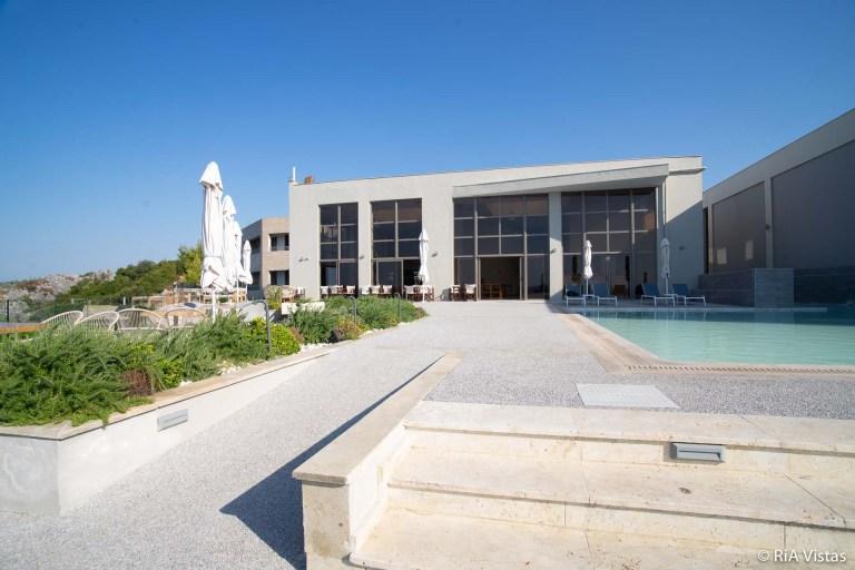 Therma Spa outdoor pool - Agia Paraskevi Halkidiki_RiA Vistas