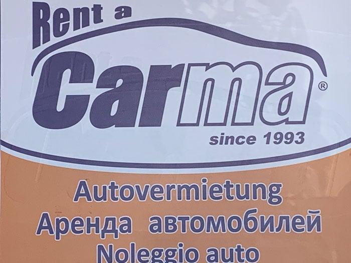 Carma Cars - car hire Kallithea