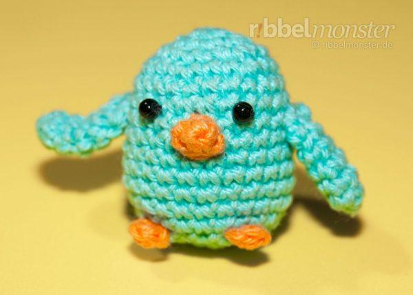 free Amigurumi Pattern - Crochet Little Birds - free Crochet Pattern