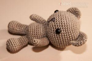 Amigurumi Teddy häkeln Henry Anleitung