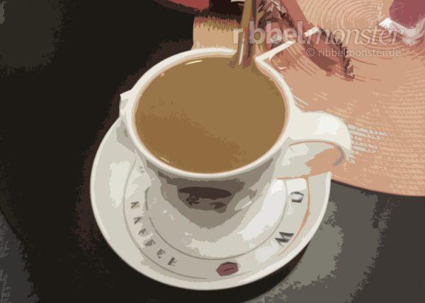 Ribbelmonster Kaffee