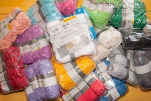 Topflappengarn, Schulgarn, Baumwolle kaufen Woolworth günstig