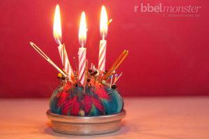 Ribbelmonster - 3. Geburtstag