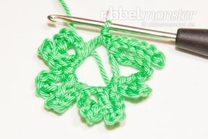Crochet 4 Leaf Clover - Gli - Crochet Luck