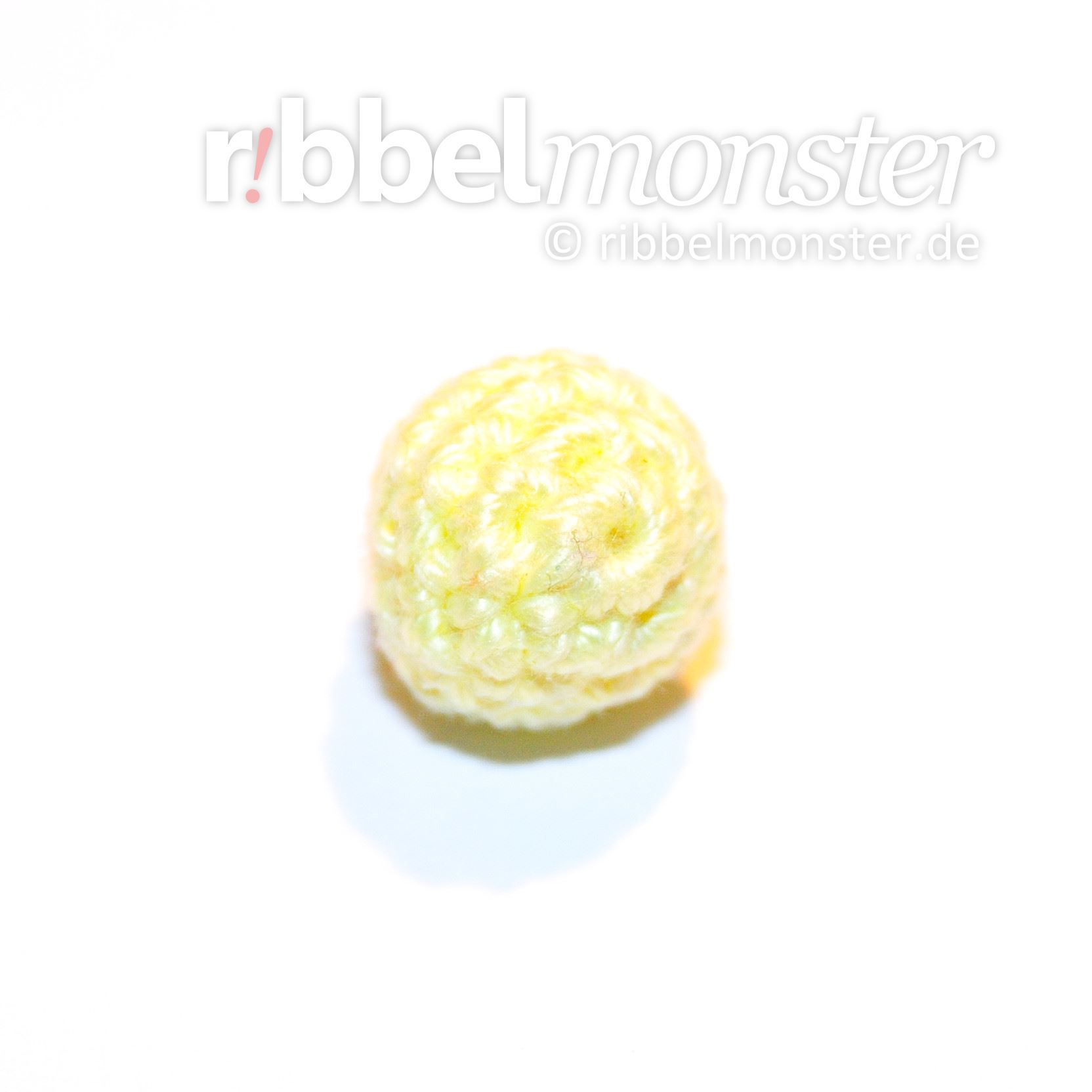 Amigurumi Winzigere Blume Häkeln Dulige Premium Kostenlose