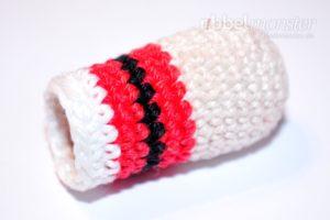 Amigurumi - Weihnachtsmann Fingerpuppe häkeln - Häkelanleitung - gratis Anleitung