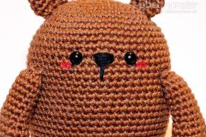 Amigurumi - größten Bär häkeln - Mr. Potato - einfache Anleitung
