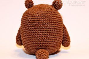 Amigurumi - größten Bär häkeln - Mr. Potato - Häkelanleitung - Anleitung kostenlos
