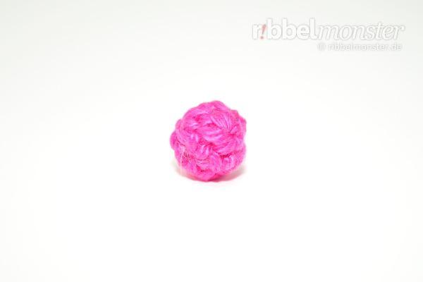 Amigurumi Einfachen Winzigsten Ball Häkeln Premium Kostenlose