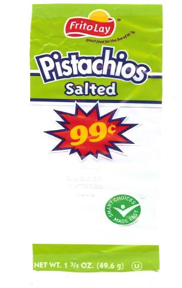 Frito-Lay Pistachios