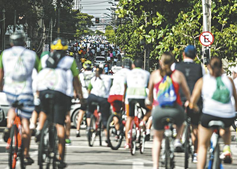 1º Choco Bike de Ribeirão Pires acontece neste domingo (22)