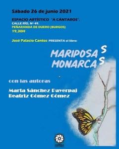 Presentación del Libro Mariposas Monarcas