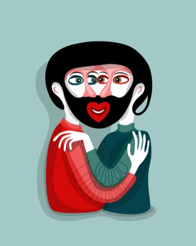 Bearded love