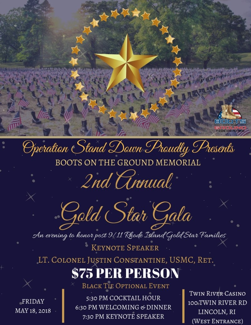 2nd Annual Gold Star Gala