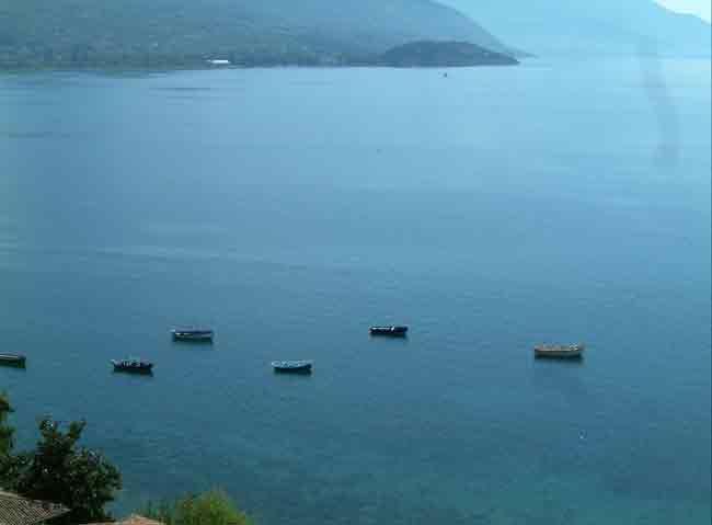 Jezero Ohrid