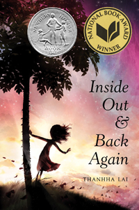 Inside Out and Back Again by Thanhha Lai
