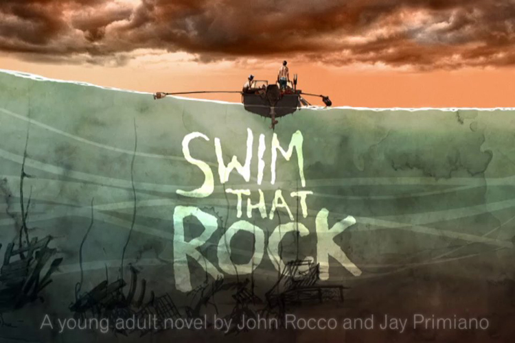 Swim that Rock Book Cover