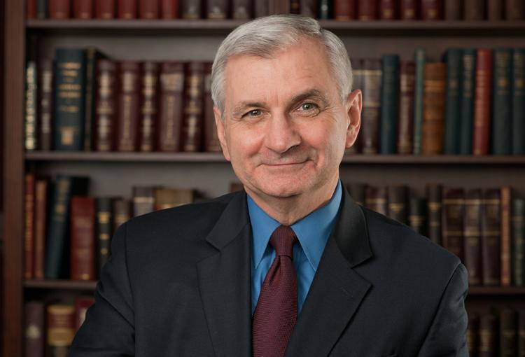 Senator Jack Reed