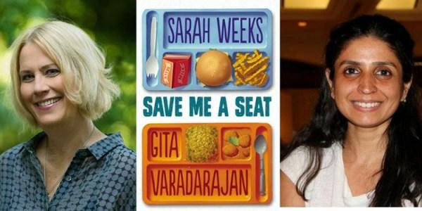 An Evening with Sarah Weeks and Gita Varadarajan